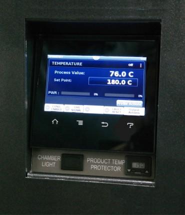 Espec Chamber Control Panel